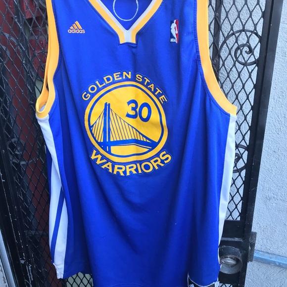 brand new 66a1e 077e9 Golden state warriors away curry jersey